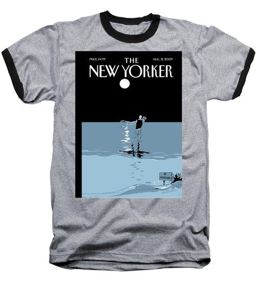 New Yorker August 31st, 2009 Baseball T-Shirt