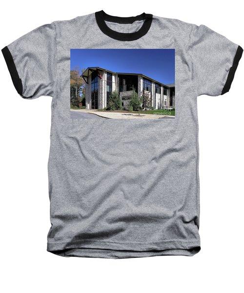 Upj Blackington Hall Baseball T-Shirt