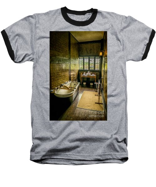 Victorian Wash Room Baseball T-Shirt