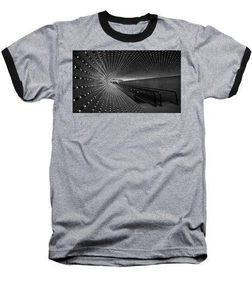 Baseball T-Shirt featuring the photograph Villareal's Multiuniverse by Cora Wandel