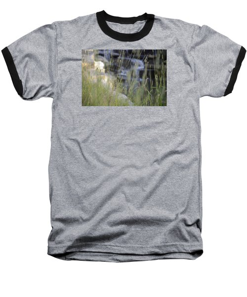 Baseball T-Shirt featuring the photograph Water Is Life 2 by Teo SITCHET-KANDA