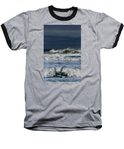 Wave After Wave Baseball T-Shirt