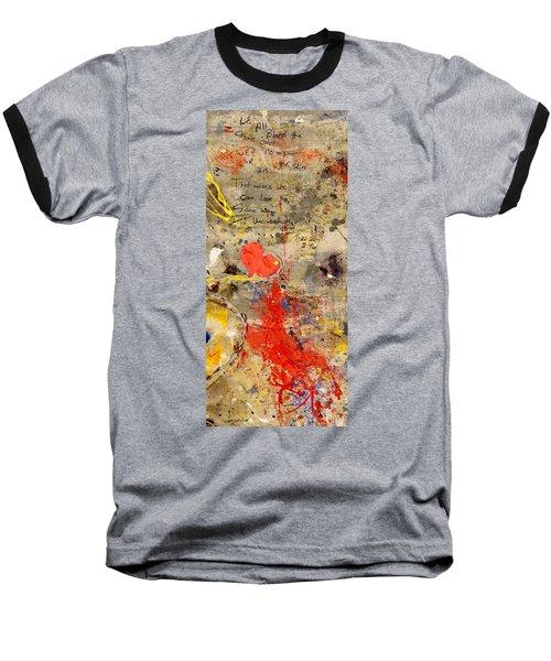 We All Bleed The Same Color II Baseball T-Shirt