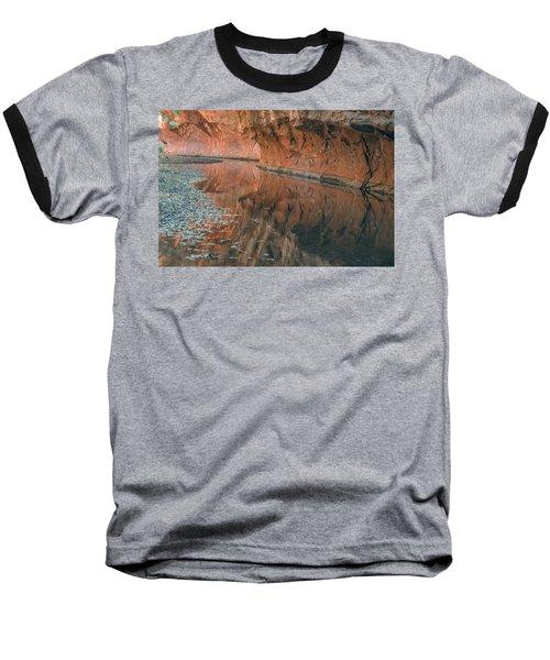 West Fork Reflection Baseball T-Shirt