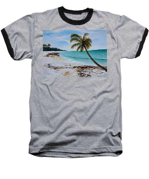 West Of Zanzibar Baseball T-Shirt