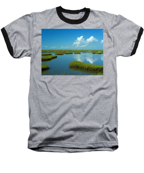 Wetlands Baseball T-Shirt