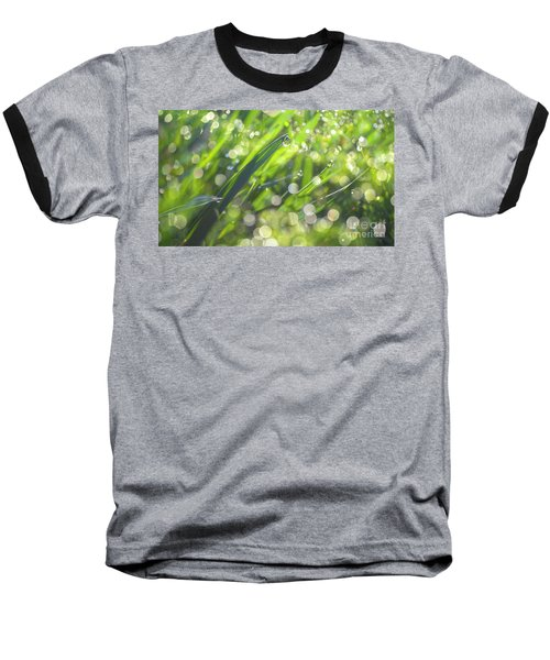 Baseball T-Shirt featuring the photograph Where The Fairies Are by Rima Biswas