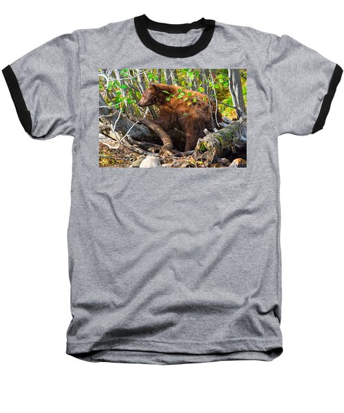 Where The Wild Things Are Baseball T-Shirt
