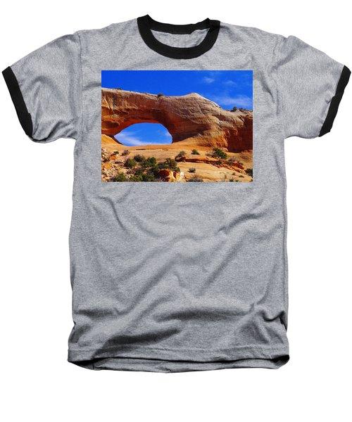Wilsons Arch Baseball T-Shirt