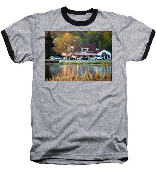 Wilson's Ice Cream Parlor Baseball T-Shirt