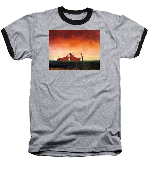 Wired Down Baseball T-Shirt
