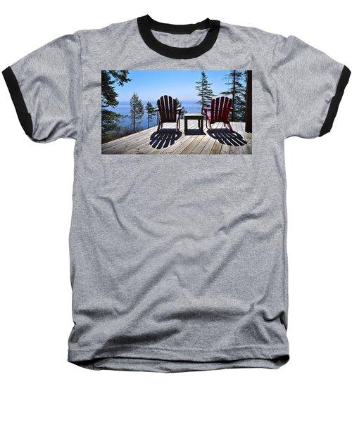 Wish You Were Here Baseball T-Shirt
