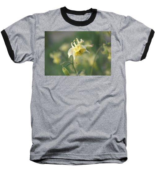 Yellow Columbine Baseball T-Shirt