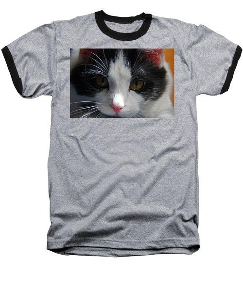 Yue Up Close Baseball T-Shirt