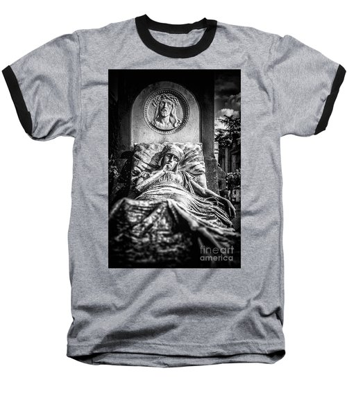 Cemetery Of Mantova Baseball T-Shirt