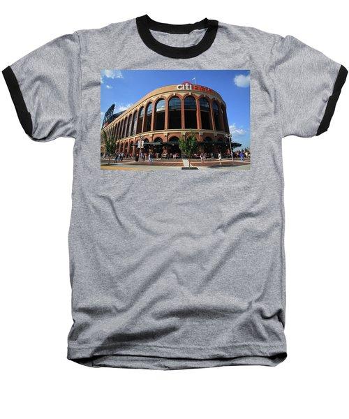 Citi Field - New York Mets 3 Baseball T-Shirt