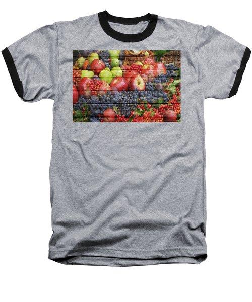 Fruit Baseball T-Shirt