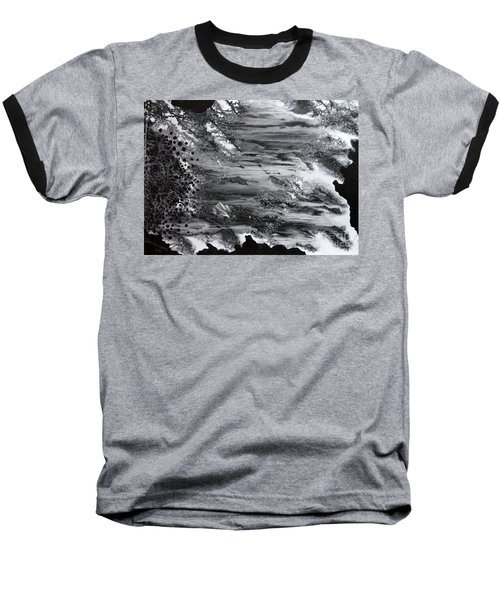 Flowing Water Baseball T-Shirt