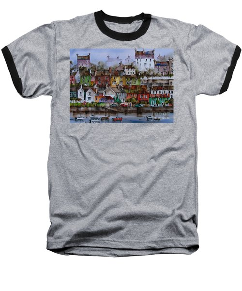 107 Windows Of Kinsale Co Cork Baseball T-Shirt