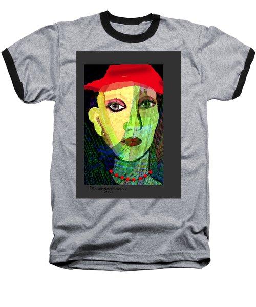 1084 - La  Signora ... Baseball T-Shirt