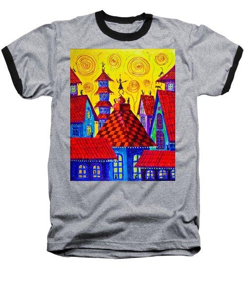 1099 Magic Town 4 - Gilded Baseball T-Shirt