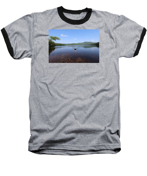 Chocorua Lake  Nh Baseball T-Shirt