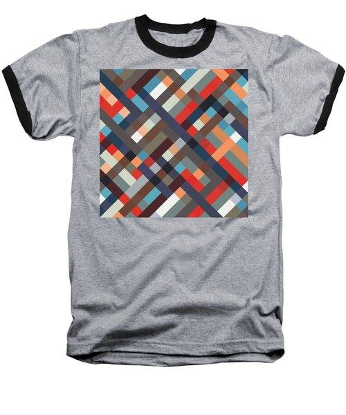 Geometric Baseball T-Shirt
