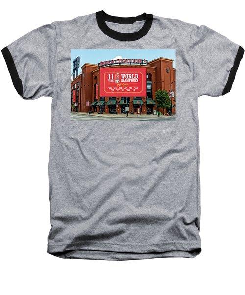 11 Time World Champion St Louis Cardnials Dsc01294 Baseball T-Shirt