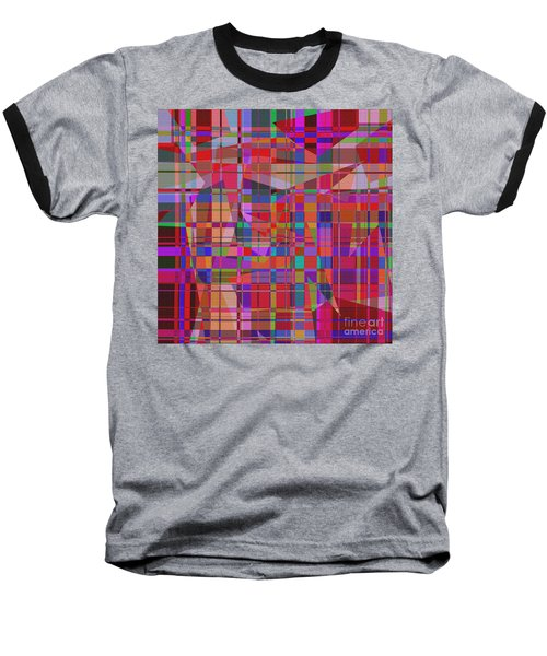 1131 Abstract Thought Baseball T-Shirt