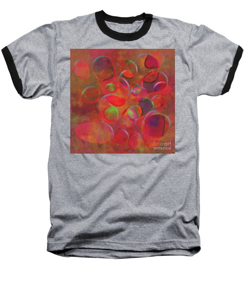 1153 Abstract Thought Baseball T-Shirt