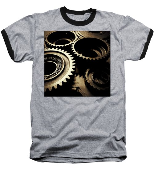 Cogs No1 Baseball T-Shirt
