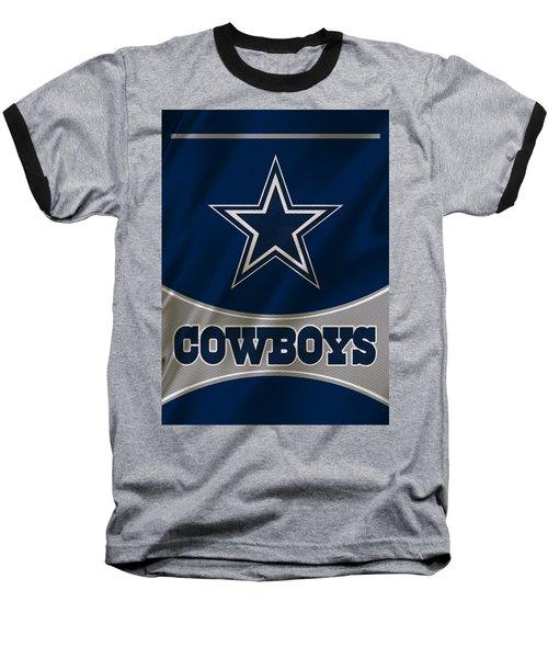 Dallas Cowboys Uniform Baseball T-Shirt