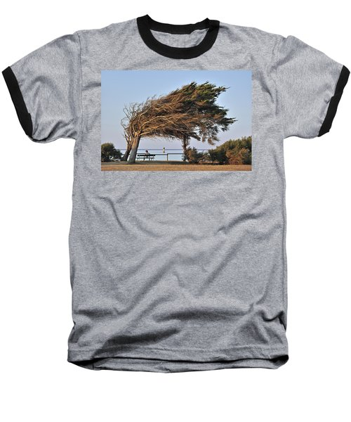 Baseball T-Shirt featuring the photograph 120920p152 by Arterra Picture Library