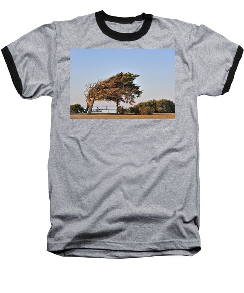 Baseball T-Shirt featuring the photograph 120920p153 by Arterra Picture Library