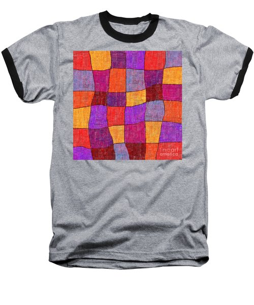 1343 Abstract Thought Baseball T-Shirt