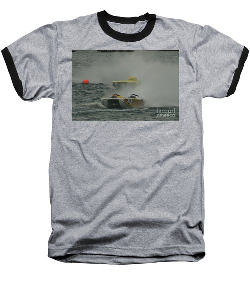 Port Huron Sarnia International Offshore Powerboat Race Baseball T-Shirt