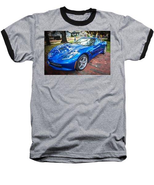2014 Chevrolet Corvette C7 Baseball T-Shirt