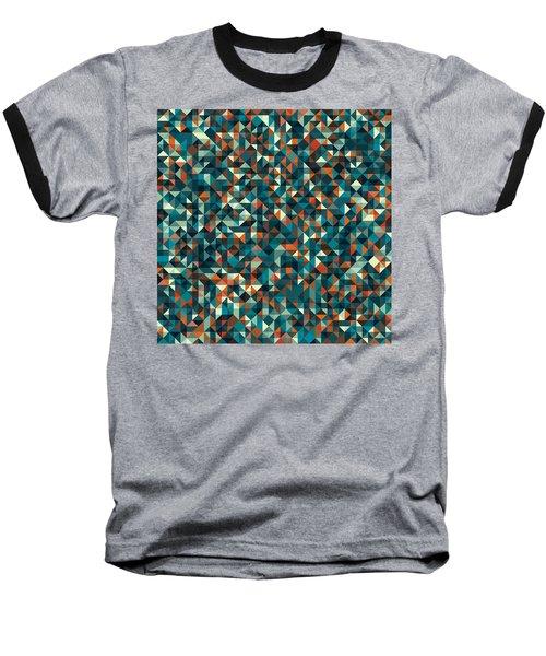 Retro Pixel Art Baseball T-Shirt