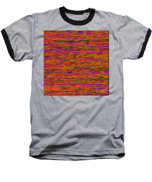 1614 Abstract Thought Baseball T-Shirt