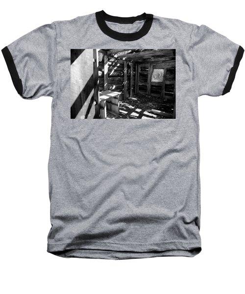 1880's Cabin Baseball T-Shirt