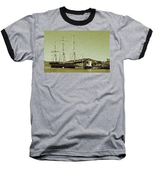 1886 Balclutha Baseball T-Shirt by Holly Blunkall