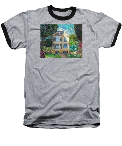 Alameda 1895 Quenn Anne Baseball T-Shirt