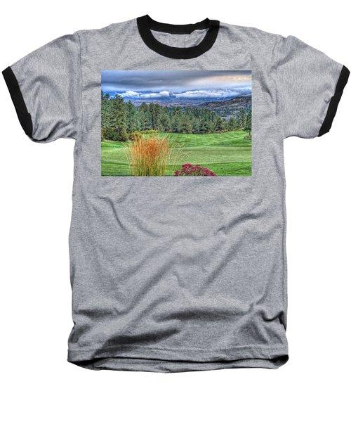 18th At The Ridge Baseball T-Shirt
