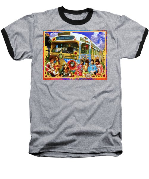 19 Sixty 7 Baseball T-Shirt