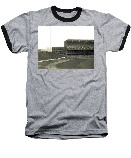 1923 Yankee Stadium Baseball T-Shirt by Underwood Archives