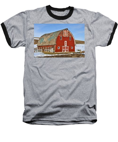 1927 Barn Baseball T-Shirt