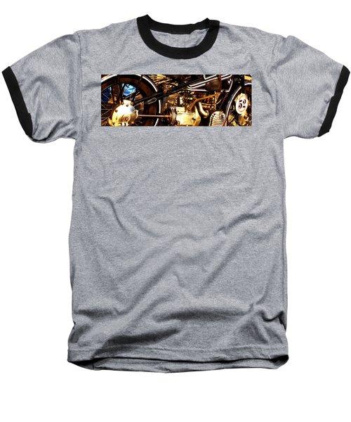 1928 Bmw Canonball Contender Baseball T-Shirt