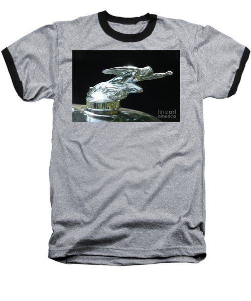 1928 Studebaker Hood Ornament Baseball T-Shirt
