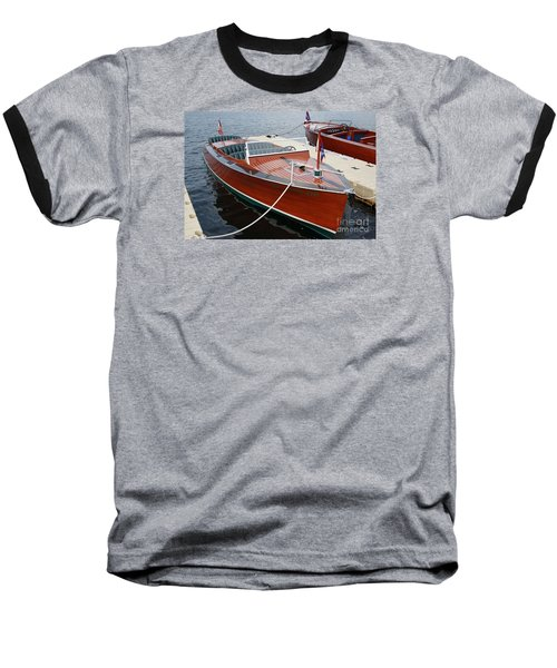1930 Chris Craft Baseball T-Shirt