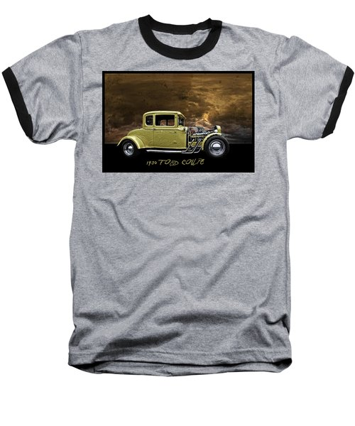 1930 Ford Coupe Baseball T-Shirt